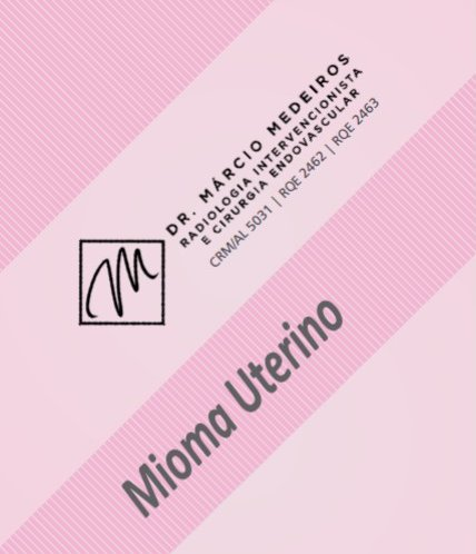 Folder Mioma capa